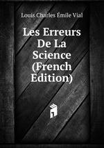 Les Erreurs De La Science (French Edition)
