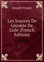 Les Sources De Leconte De Lisle (French Edition)