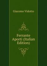 Ferrante Aporti (Italian Edition)
