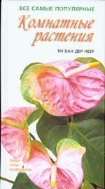 Комнатные растения: виды, уход, разведение