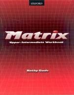 Matrix. Upper-Intermediate Workbook
