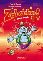 Zabadoo! Class Book 1