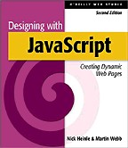 Designing with JavaScript