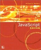 JavaScript Design. На английском языке