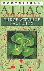 Дикорастущие растения. Популярный атлас-определитель