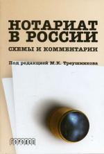 Нотариат в России: Схемы и комментарии