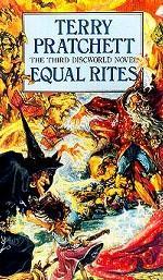 A Discworld novel: Equal Rites