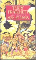 A Discworld novel: Men at Arms