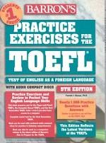 Practice Exercises for the TOEFL with 4 Audio CD