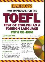 How to Prepare for the TOEFL. Test of English as a Foreign Language (+CD)