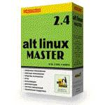 ALTLinux 2.4 Master (BOX)
