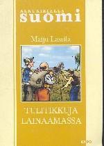 Tulitikkuqa lainaamassa: книга для чтения на финском языке