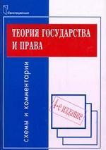 Теория государства и права. Схемы. Комментарии