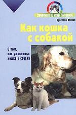 Как кошка с собакой: о том, как уживаются кошка и собака