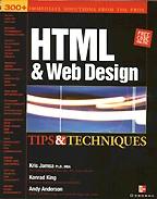 HTML & Web Design Tips & Techniques. На английском языке