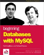Beginning Databases with MySQL: на английском языке