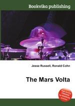 Обложка книги The Mars Volta