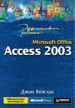 Эффективная работа: Microsoft Office Access 2003