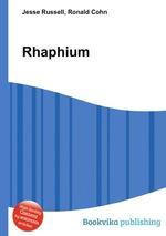 Rhaphium