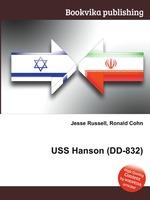 USS Hanson (DD-832)