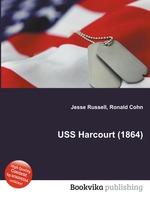 USS Harcourt (1864)