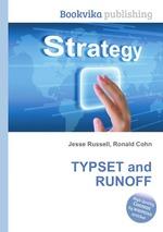TYPSET and RUNOFF