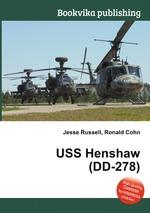 USS Henshaw (DD-278)