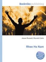 Rhee Ho Nam