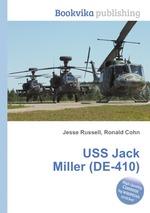 USS Jack Miller (DE-410)