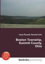 Boston Township, Summit County, Ohio