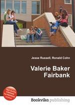 Valerie Baker Fairbank