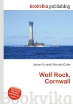 Wolf Rock, Cornwall