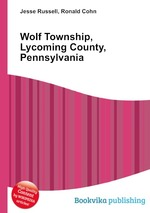 Wolf Township, Lycoming County, Pennsylvania