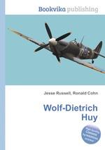 Wolf-Dietrich Huy