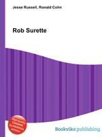 Rob Surette