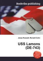 USS Lamons (DE-743)