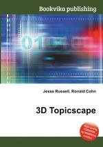 3D Topicscape