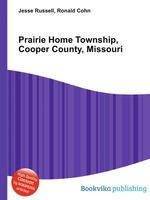 Prairie Home Township, Cooper County, Missouri