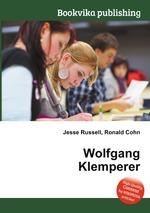 Wolfgang Klemperer