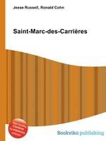 Saint-Marc-des-Carrires