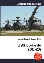 USS LeHardy (DE-20)
