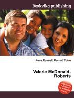 Valerie McDonald-Roberts