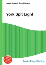 York Spit Light