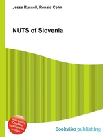 NUTS of Slovenia