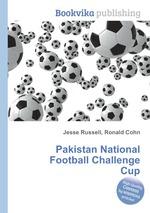 Pakistan National Football Challenge Cup