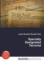 Specially Designated Terrorist