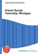 Prairie Ronde Township, Michigan