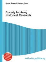 Society for Army Historical Research