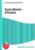 Saint-Martin-d`Oydes