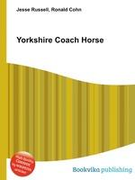 Yorkshire Coach Horse